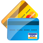 Deposit Your Money with Credit Cards