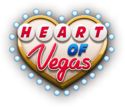 Heart of Vegas Logo